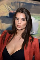Emily Ratajkowski - Art Basel Miami VIP Preview party - December 2014