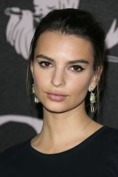 Emily Ratajkowski – Coach Rodeo Drive Store Cocktail n Beverly Hills – December 2014