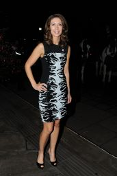 Emma Crosby - 2014 Animal Hero Awards in London