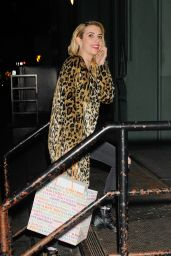 Emma Roberts – Arrives at Taylor Swift's Birthday Party in New York City – December 2014