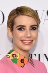 Emma Roberts Style - Valentino Sala Bianca 945 Event in New York City