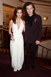 Emma Watson With a British Fashion Award -  2014 British Fashion Awards at London Coliseum