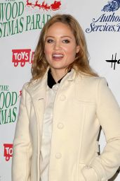Erika Christensen - 2014 Hollywood Christmas Parade in Hollywood