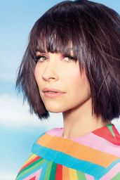 Evangeline Lilly Pics - Ocean Drive Magazine January 2015