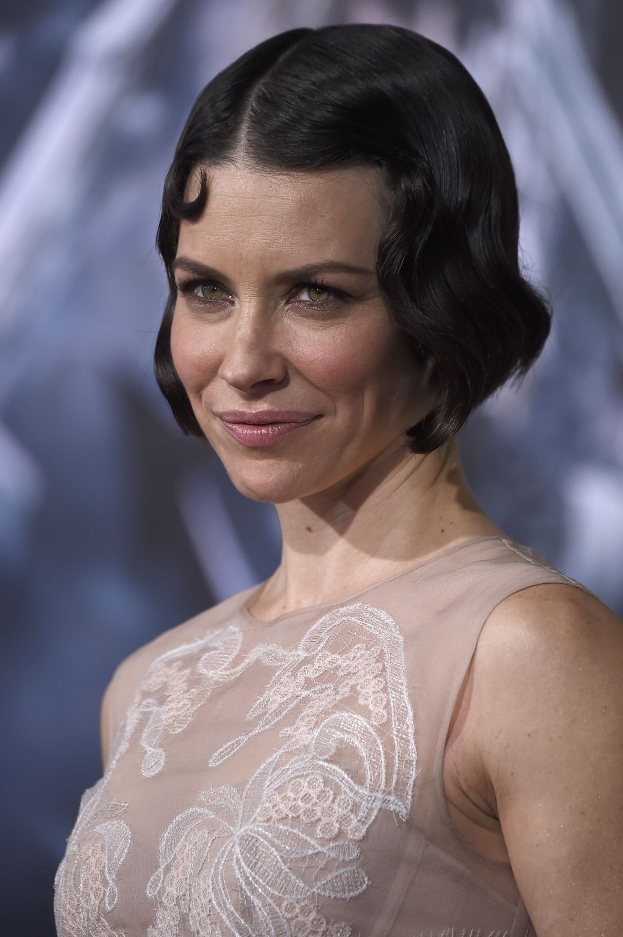 Evangeline Lilly The Hobbit The Battle Of The Five Armies Premiere In Hollywood