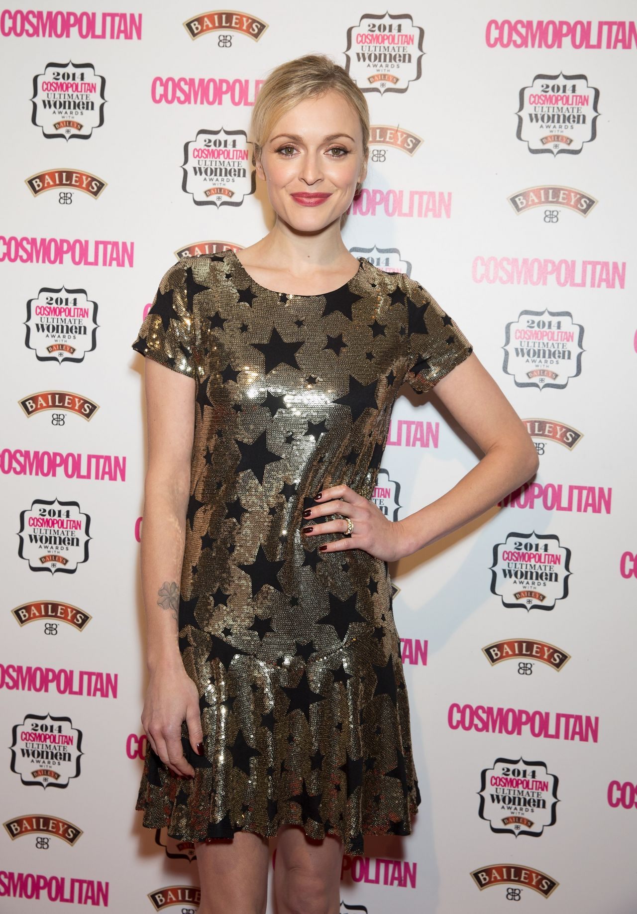 Fearne Cotton – 2014 Cosmopolitan Ultimate Women Awards in London