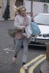 Fearne Cotton - Out in London, December 2014