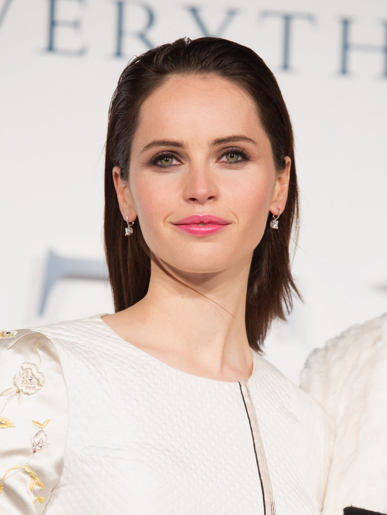Felicity Jones – 'The Theory of Everything' Premiere in London