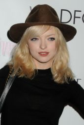 Francesca Eastwood Style - Wayke Up Fundraiser Presented by Wildfox and Ladygunn in Los Angeles