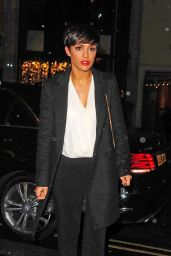 Frankie Sandford - Thomas Sabo Store Launch in London
