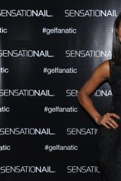 Gabrielle Union - SensatioNail Introduces New Gel Fanatic in New York City
