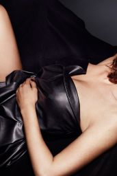 Gemma Arterton Photos - Glamour Magazine - December 2014
