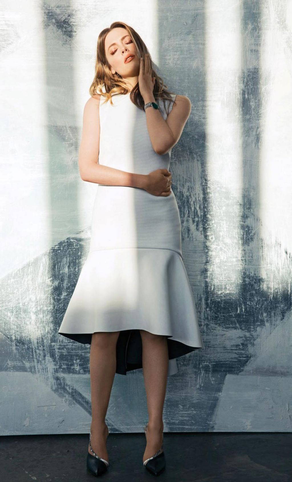 Gillian Jacobs Photoshoot For Flare Magazine January 2015