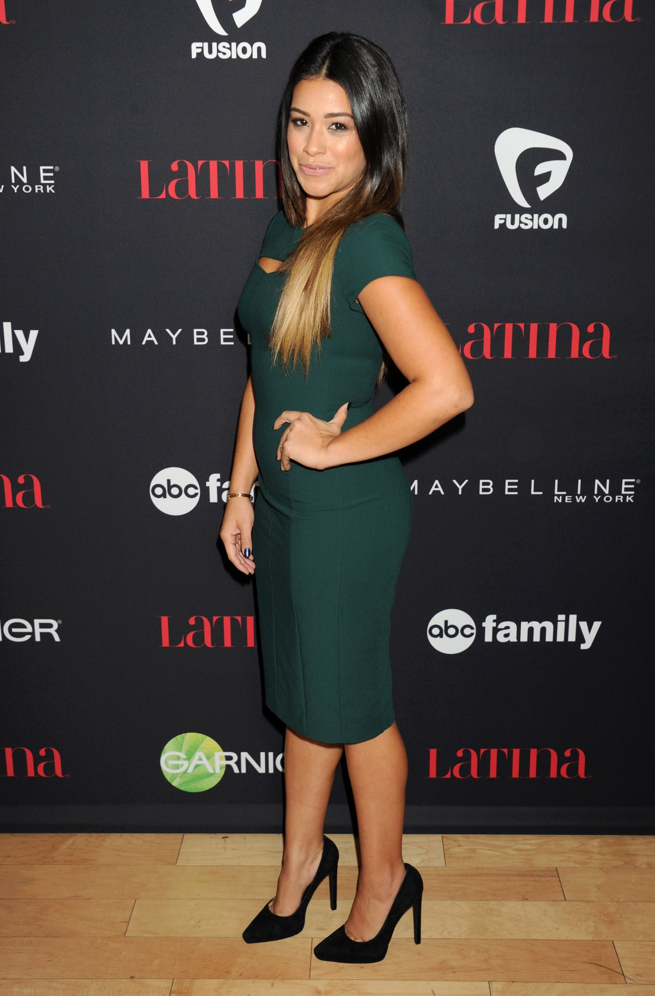 Gina Rodriguez – 2014 LATINA Magazine's '30 Under 30′ Celebration in West Hollywood