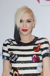 Gwen Stefani - z100s Jingle Ball in New York City - December 2014