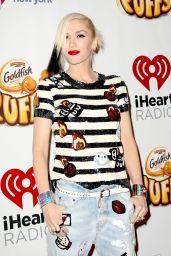 Gwen Stefani - z100s Jingle Ball in New York City - December 2014