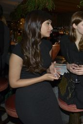 Hannah Simone - DETAILS Hollywood Mavericks Dinner in West Hollywood - December 2014