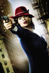 Hayley Atwell - Agent Carter / Agents of S.H.I.E.L.D.Promo Pics - Dec. 2014