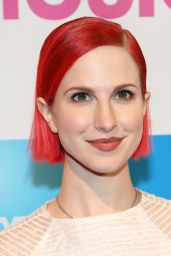 Hayley Williams - 2014 Billboard Women In Music Luncheon in New York City
