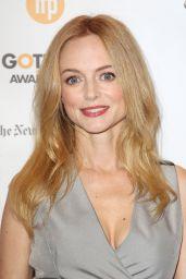 Heather Graham – 2014 Gotham Independent Film Awards in New York City