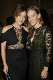 Hilary Swank - Audi Celebrates The Holidays in Aspen And Snow Polo 2014
