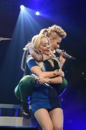 Iggy Azalea Performs at 101.3 KDWB's Jingle Ball 2014 in St Paul