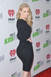 Iggy Azalea Performs at KIIS FM's Jingle Ball 2014 in Los Angeles
