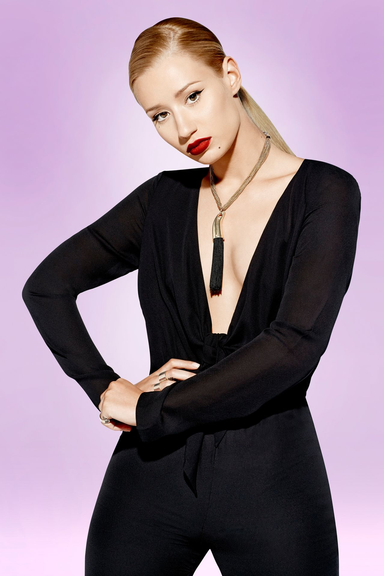 Iggy Azalea Photoshoot For Forever 21 2014