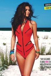 Inna - FHM Magazine (Spain) - January 2015 Issue