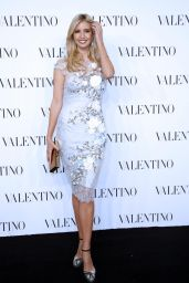 Ivanka Trump Style - Valentino Sala Bianca 945 Event in New York City