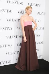 Jaime King - Valentino Sala Bianca 945 Event in New York City - December 2014
