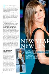 Jennifer Aniston - OK! Middle East Magazine December 2014