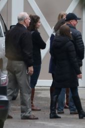 Jennifer Lawrence - Out in Louisville, Kentucky - November 2014