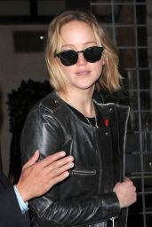Jennifer Lawrence Style - Leaving Her Hotel in New York City - Dec. 2014