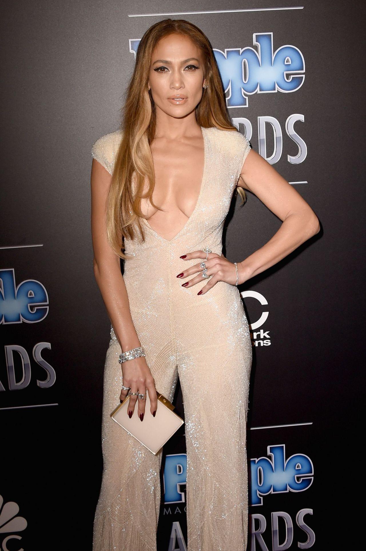 Jennifer Lopez 2014 People Magazine Awards In Beverly Hills