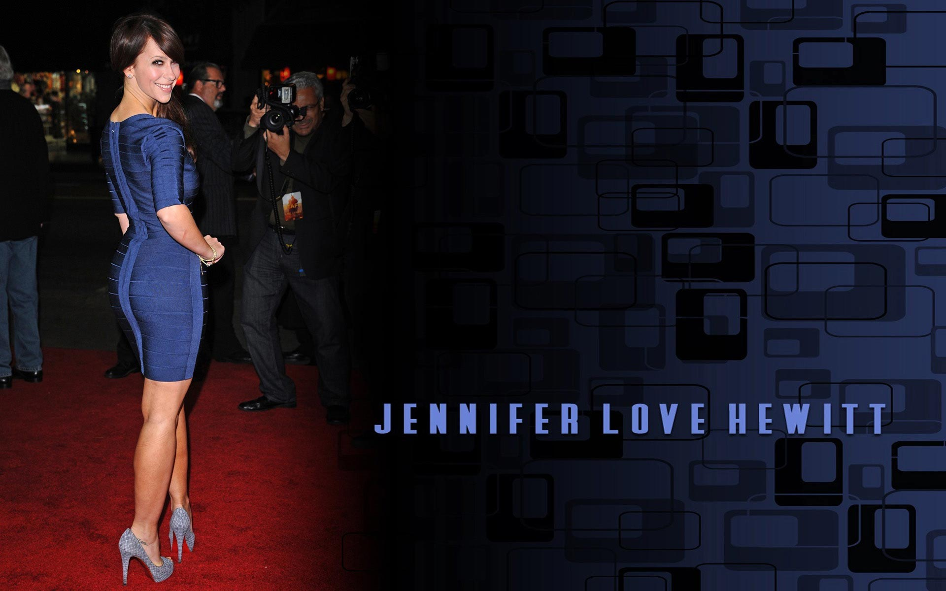 Jennifer Love Hewitt Hot Wallpapers (+12)