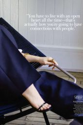Jessica Chastain - InStyle Magazine - January 2015 Issue