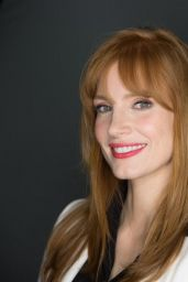 Jessica Chastain - Photoshoot for USA Today - December 2014