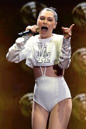 Jessie J Performs at KIIS FM