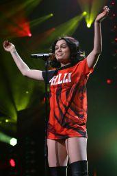 Jessie J Performs at Q102