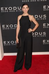 Julianna Margulies – Exodus: Gods and Kings Premiere in New York City