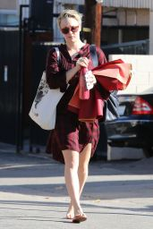 Kaley Cuoco - Out in Los Angeles, December 2014