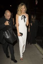 Karlie Kloss – 2014 Victoria's Secret Fashion Show in London – After Party