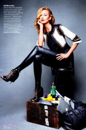 Karlie Kloss - Glamour Magazine January 2015 Issue