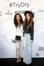 Kat Graham - Hosts Unilever Dry Spray Antiperspirant Eevent at ICE Santa Monica