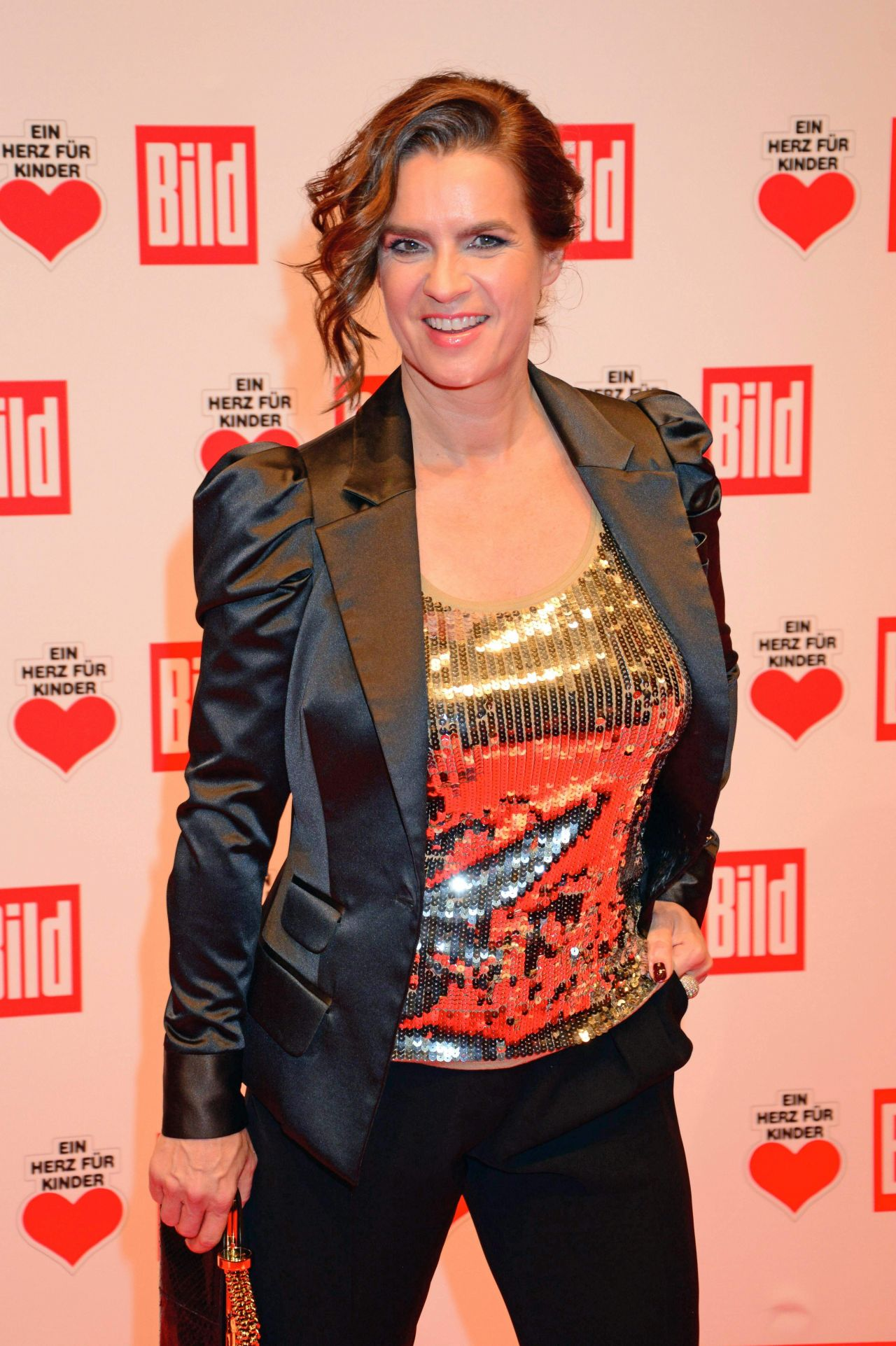 Katarina Witt - A Heart for Children 2014 Charity Gala in Berlin