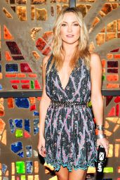 Kate Hudson – Louis Vuitton Playing With Shapes Dinner at The Jewel Box Miami – December 2014