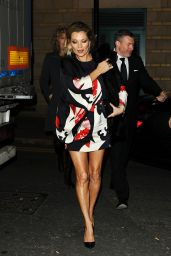 Kate Moss - Arriving at the British Fashion Awards 2014 in London