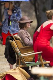 Kate Winslet Booty - Filming