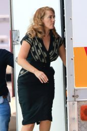 Kate Winslet - on the Set of